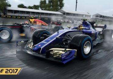 F1 2017 trailer gameplay