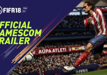 FIFA 18 Gamescom FIFA Street