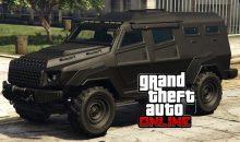 GTA Online : le pick-up Insurgent custom débarque