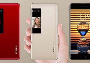 Meizu Pro 7 selfie