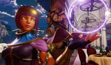Street Fighter V: Menat un personnage original