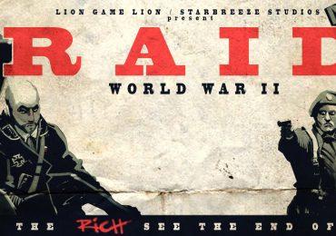 RAID: World War II date de sortie
