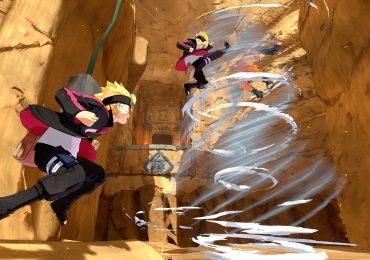 NARUTO TO BORUTO : Shinobi Striker - créer votre Ninja!