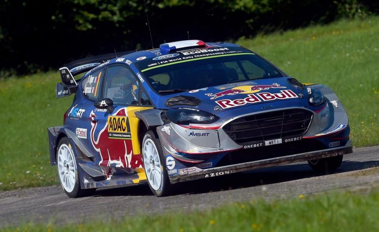 WRC 7 date de sortie trailer