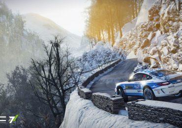 WRC 7 Porsche precommande
