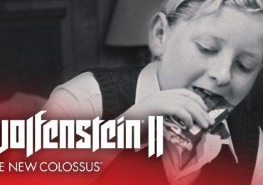 Wolfenstein II The New Colossus gameplay