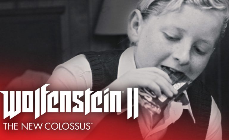 Wolfenstein II The New Colossus gameplay