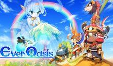 Test d' Ever Oasis, un havre idyllique dans le désert [3DS]