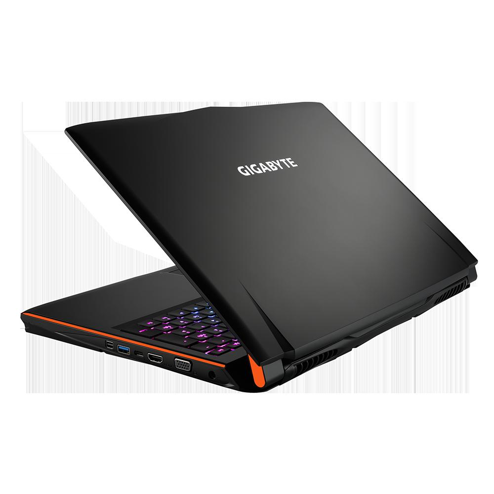 gigabyte p56xt un pc portable gaming puissant le mag. Black Bedroom Furniture Sets. Home Design Ideas