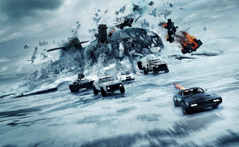 Fast & Furious 8 Forza Motorsport 7