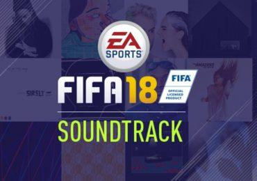 FIFA 18 musiques Junkie XL