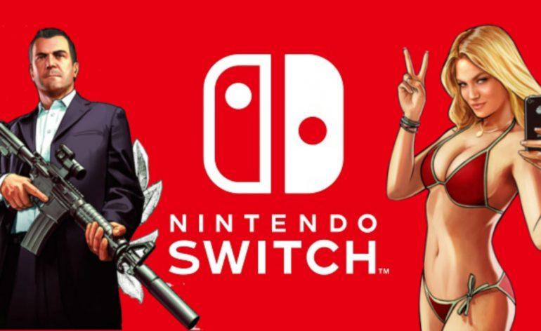 GTA V Switch