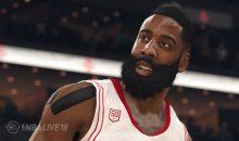NBA LIVE 18 : Marquez l'histoire du basket avec «L'Élu» !