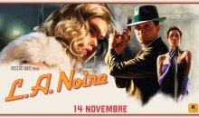 L.A Noire de retour sur PS4, Xbox One et… Switch !