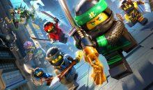 Lego Ninjago le Film le Jeu Vidéo désormais disponible !