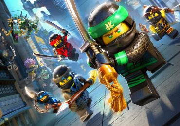 Lego Ninjago le Film le Jeu Vidéo
