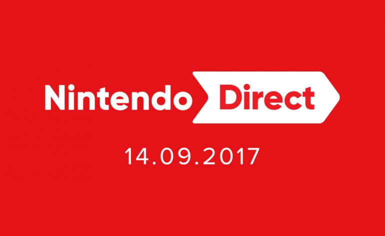 Nintendo Direct 3DS 2DS