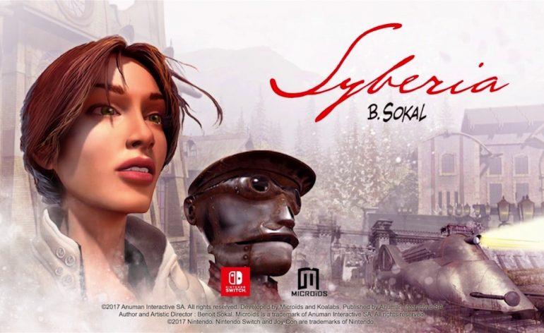 Syberia Switch date de sortie