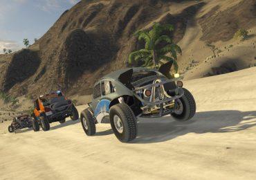 Test Baja Edge of Control HD PS4