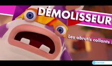 Ubisoft et les Lapins Crétins dans Super Smash Bros Switch ?