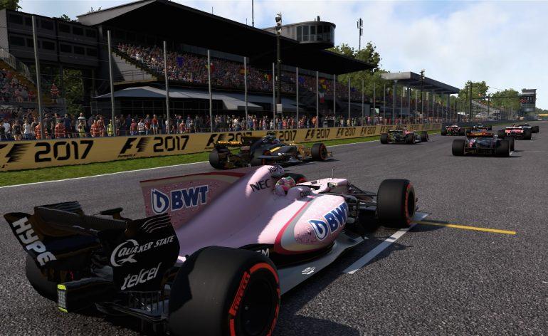 Test F1 2017