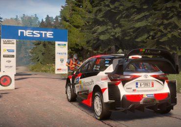 Test WRC 7 PS4