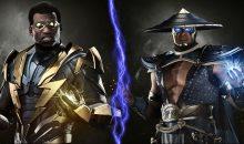 Raiden rejoint les rangs d'Injustice 2