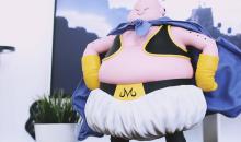 Unboxing : Figurine Majin Buu Gigantic Series X-Plus