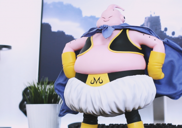 Unboxing: Figurine Majin Buu Gigantic Series X-Plus