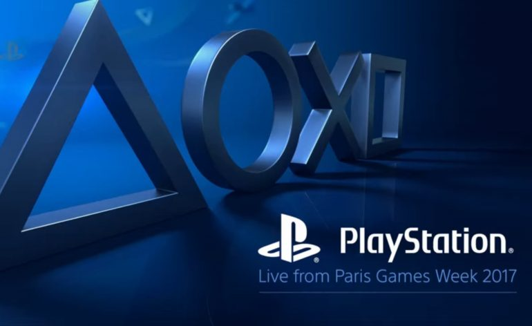 Conférence Playstation Paris Games Week