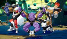 Dragon Ball FighterZ : Ginyu, Nappa se découvrent en quelques visuels