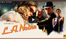 L.A Noire se représente via une vidéo en 4K Ultra HD