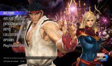 Les Marvel de retour dans un jeu de combat remasterisé avec Capcom ?