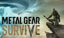 Metal Gear Survive : un trailer à la veille de sa sortie en France