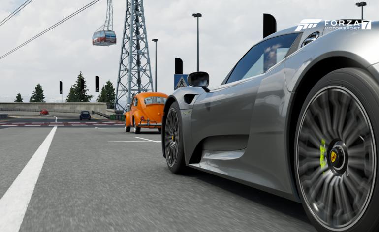 Test Forza Motorsport 7 Xbox One