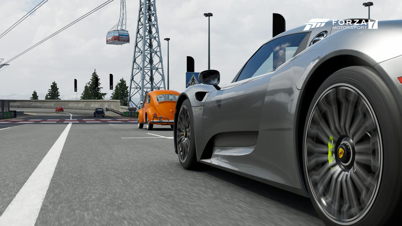 test de forza motorsport 7 une simulation 700 voitures le mag jeux high tech. Black Bedroom Furniture Sets. Home Design Ideas