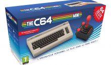 Cette-fois, la C64 Mini s'offre une date de sortie précise