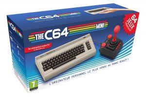 Cette-fois, la C64 Mini s'offre une date de sortie précise - Le Mag Jeux High-Tech