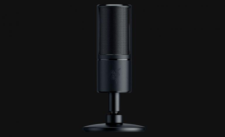 Razer Seiren X, un micro professionnel pour streamer