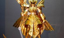 Myth Cloth EX : le 13ème chevalier d' or, le serpentaire, en approche