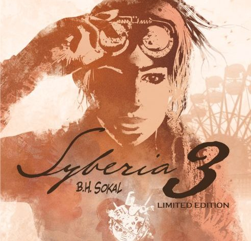 Syberia 3 Limited Edition