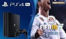 [Black Friday] Pack PS4 Pro avec FIFA18, 71 euros de réduction