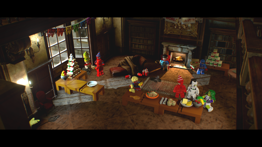 test de lego marvel super heroes 2 batailles d 39 alter. Black Bedroom Furniture Sets. Home Design Ideas