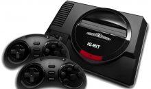 La console rétro Megadrive à tarif promotionnel chez Amazon [Màj]