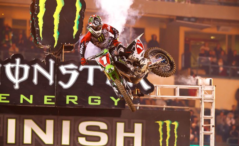 Monster Energy Supercross Jeu vidéo