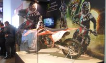 Paris Games Week 2017, premier essai de Monster Energy Supercross