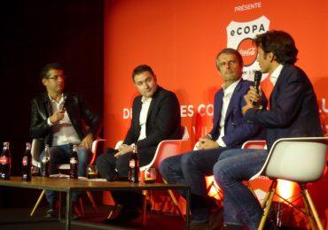 Paris Games Week : Coca-Cola lance l'eCOPA Coca-Cola en France avec EA et la FFF !