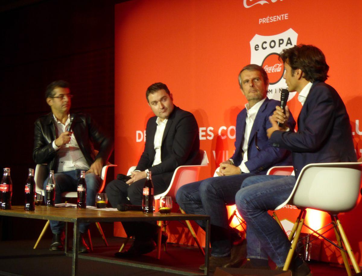Paris games week coca cola lance l ecopa coca cola en for Enlever la rouille avec du coca