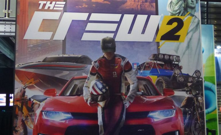 The Crew 2 Preview Paris Games Week