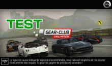 TEST : Gear Club Unlimited, la course auto, c'est aussi sur console Switch